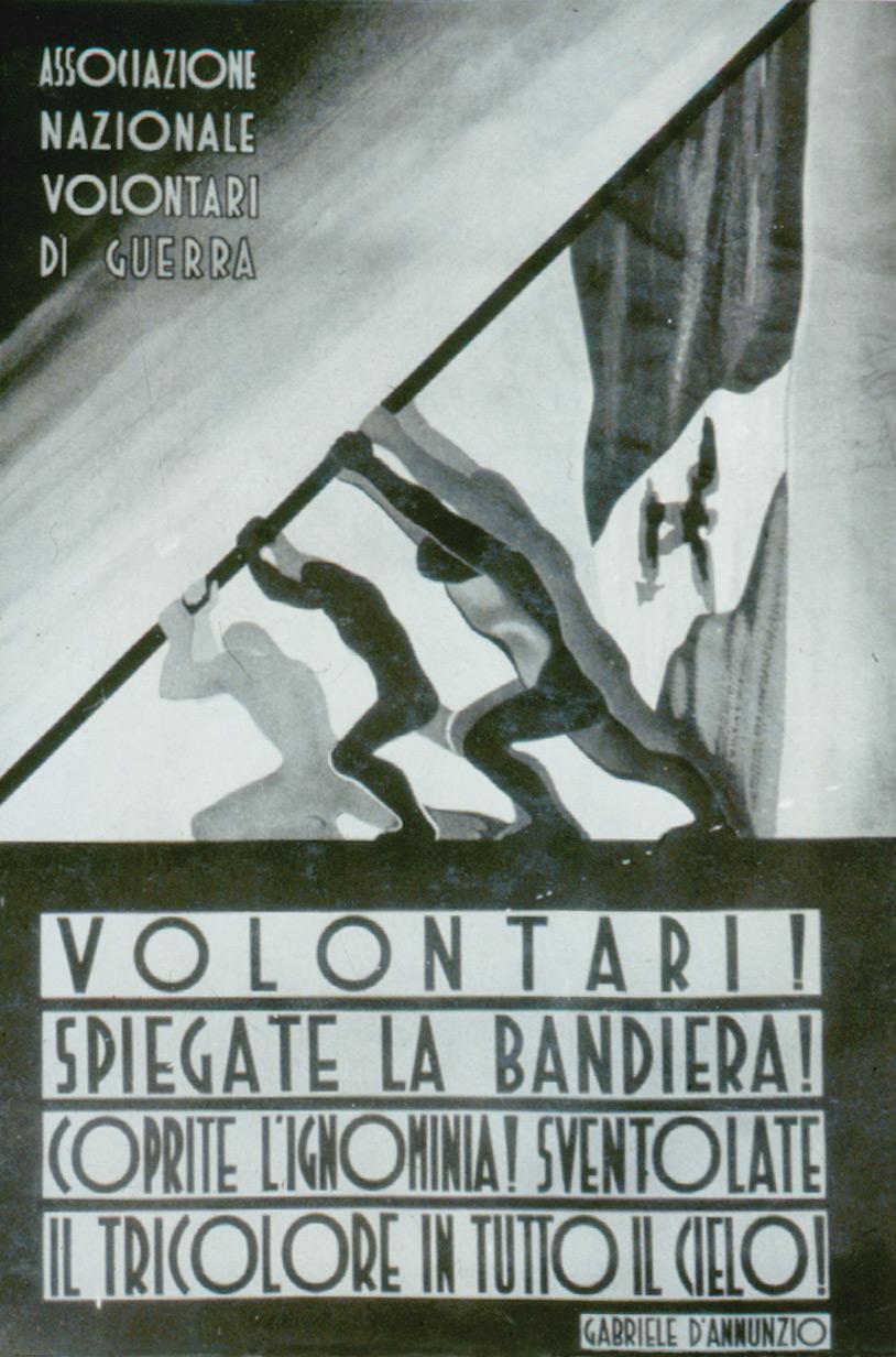 Musil museo dell 39 industria e del lavoro for Bandiera di guerra italiana