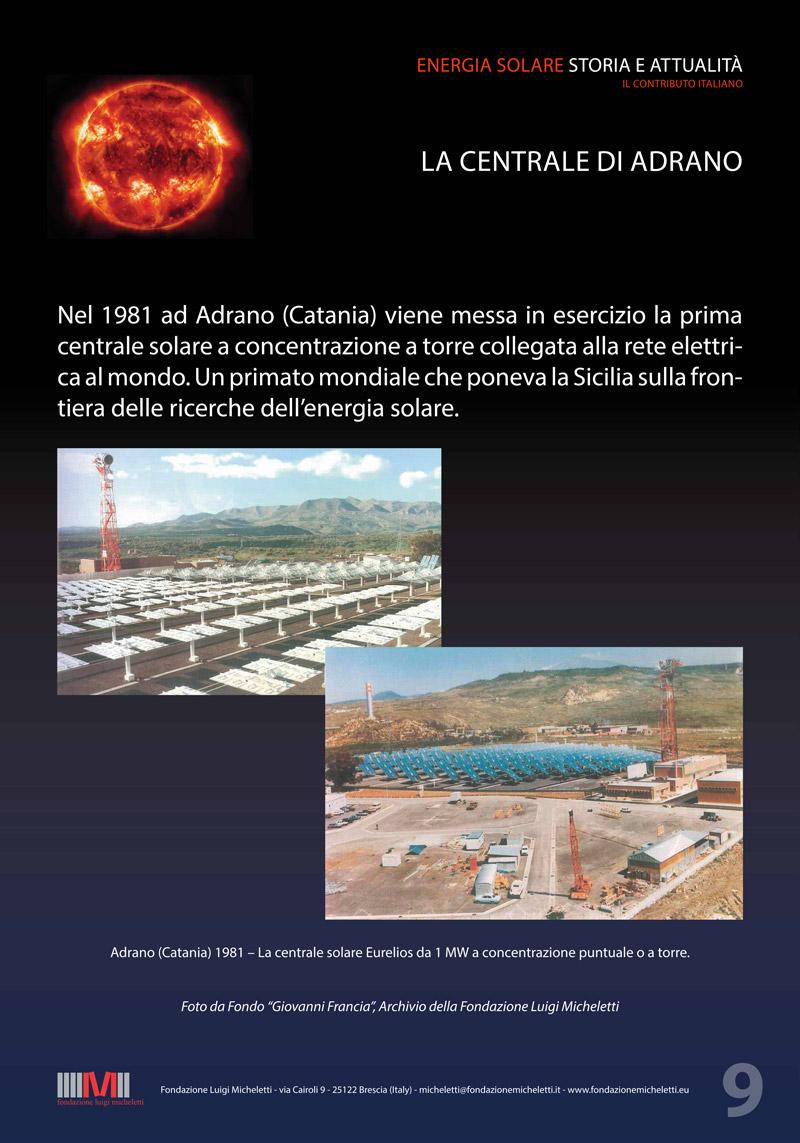 Energia Solare In Sicilia archivio nazionale sulla storia dell'energia solare